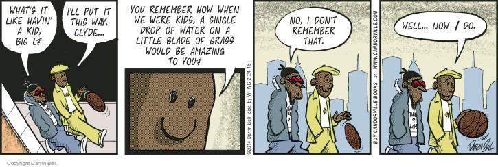 Comic Strip Darrin Bell  Candorville 2016-02-24 water