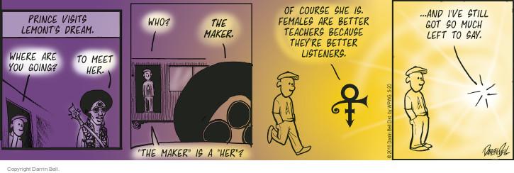 Comic Strip Darrin Bell  Candorville 2016-05-20 teacher