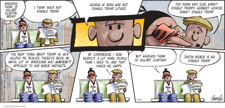 Comic Strip Darrin Bell  Candorville 2016-05-29 comparison