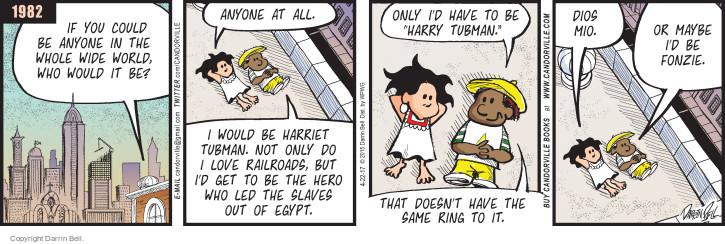 Comic Strip Darrin Bell  Candorville 2017-04-22 slavery