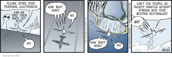 Comic Strip Darrin Bell  Candorville 2017-05-29 flight