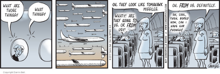Comic Strip Darrin Bell  Candorville 2017-06-09 flight