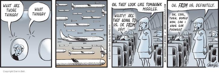 Comic Strip Darrin Bell  Candorville 2017-06-09 passenger