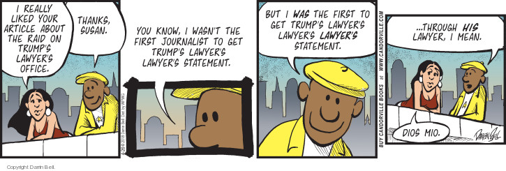 Comic Strip Darrin Bell  Candorville 2018-04-26 attorney