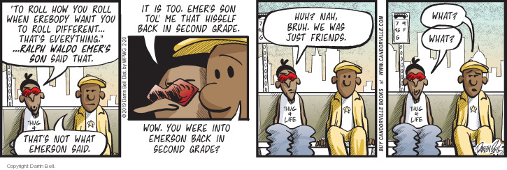 Comic Strip Darrin Bell  Candorville 2019-02-20 quote