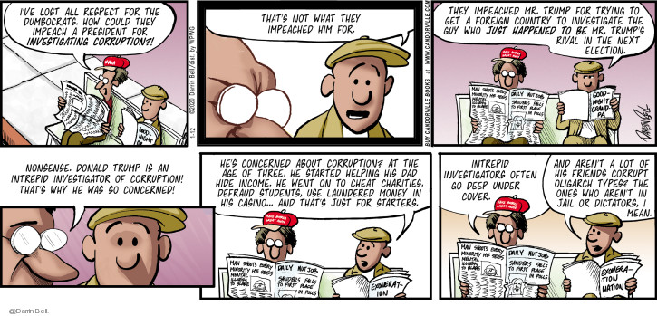Comic Strip Darrin Bell  Candorville 2020-01-12 business
