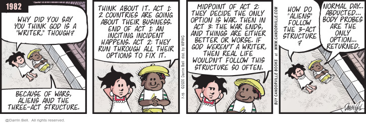 Comic Strip Darrin Bell  Candorville 2020-07-15 business