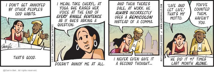 Comic Strip Darrin Bell  Candorville 2021-05-31 last