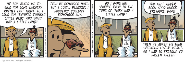 Comic Strip Darrin Bell  Candorville 2021-07-02 last