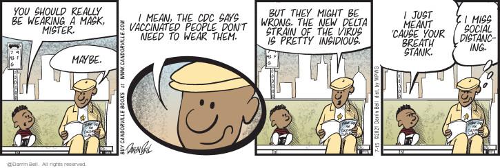 Comic Strip Darrin Bell  Candorville 2021-07-15 but