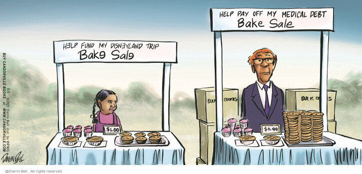 Comic Strip Darrin Bell  Candorville 2021-09-05 pay