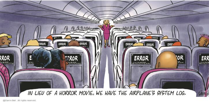 Comic Strip Darrin Bell  Candorville 2021-09-19 air