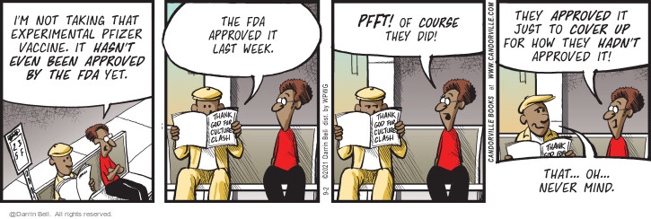 Comic Strip Darrin Bell  Candorville 2021-09-02 they