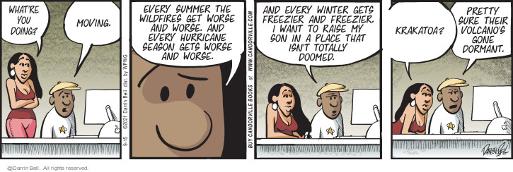 Comic Strip Darrin Bell  Candorville 2021-09-15 environment
