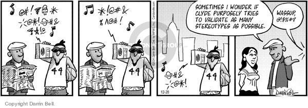 Comic Strip Darrin Bell  Candorville 2004-12-28 validate