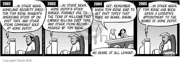 Comic Strip Darrin Bell  Candorville 2005-03-29 logical
