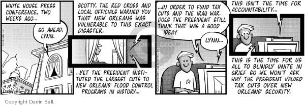 Comic Strip Darrin Bell  Candorville 2005-09-14 conference