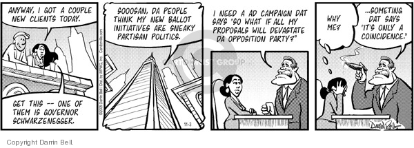 Comic Strip Darrin Bell  Candorville 2005-11-03 proposition