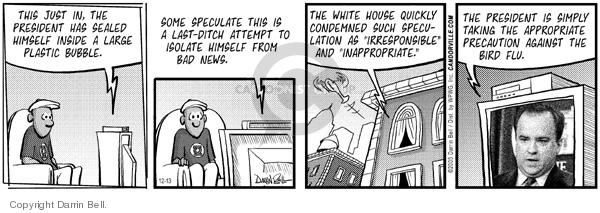 Comic Strip Darrin Bell  Candorville 2005-12-13 simply