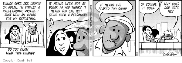 Comic Strip Darrin Bell  Candorville 2006-10-26 negative