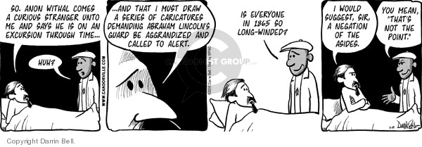 Comic Strip Darrin Bell  Candorville 2007-03-19 old age