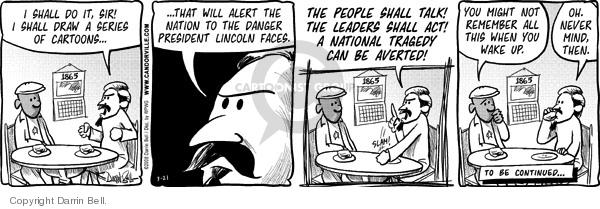 Comic Strip Darrin Bell  Candorville 2007-03-21 post