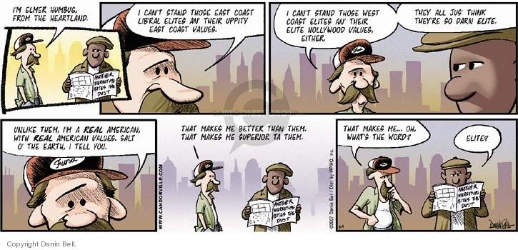 Comic Strip Darrin Bell  Candorville 2007-04-01 better
