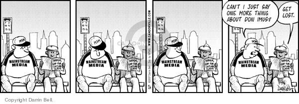 Comic Strip Darrin Bell  Candorville 2007-04-23 mass media