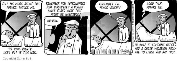 Comic Strip Darrin Bell  Candorville 2007-05-09 good