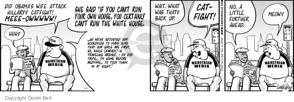Comic Strip Darrin Bell  Candorville 2007-09-03 election