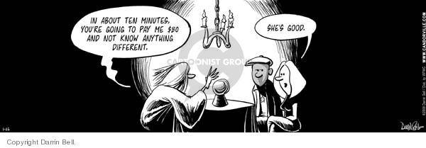Comic Strip Darrin Bell  Candorville 2008-01-26 eighty