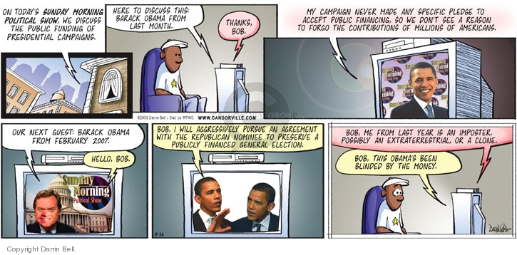 Comic Strip Darrin Bell  Candorville 2008-03-16 election