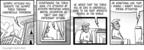 Comic Strip Darrin Bell  Candorville 2008-04-21 2008 Olympics