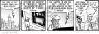 Cartoonist Darrin Bell  Candorville 2008-04-24 summer