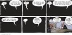 Cartoonist Darrin Bell  Candorville 2008-06-22 boredom