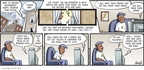 Cartoonist Darrin Bell  Candorville 2008-09-28 2008 election