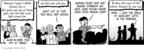 Cartoonist Darrin Bell  Candorville 2008-10-10 fast food