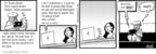 Cartoonist Darrin Bell  Candorville 2008-10-17 cat