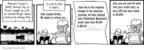 Cartoonist Darrin Bell  Candorville 2008-10-21 fast food