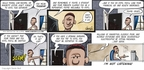 Cartoonist Darrin Bell  Candorville 2008-10-26 equal rights
