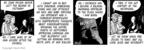 Cartoonist Darrin Bell  Candorville 2008-11-01 no child left behind