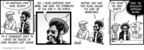 Cartoonist Darrin Bell  Candorville 2008-11-04 2008 election