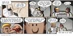 Cartoonist Darrin Bell  Candorville 2008-11-30 dialogue