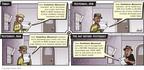 Comic Strip Darrin Bell  Candorville 2009-03-22 $250