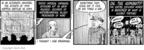 Cartoonist Darrin Bell  Candorville 2009-05-05 silence