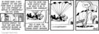 Cartoonist Darrin Bell  Candorville 2009-07-22 distract