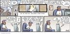 Cartoonist Darrin Bell  Candorville 2009-09-27 example