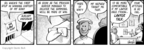 Cartoonist Darrin Bell  Candorville 2010-02-19 process