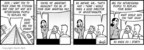 Cartoonist Darrin Bell  Candorville 2010-03-26 employment work