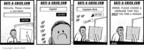 Cartoonist Darrin Bell  Candorville 2010-03-29 suggestion